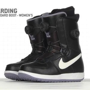 Nike Women's Zoom Force 1 X Boa Snowboarding Boots